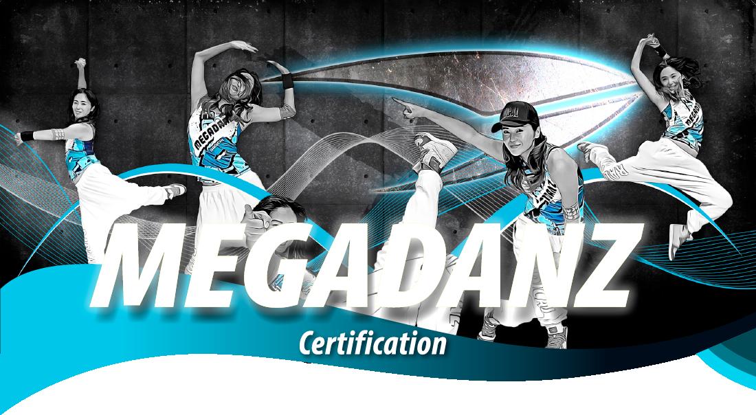 MEGADANZ Certification