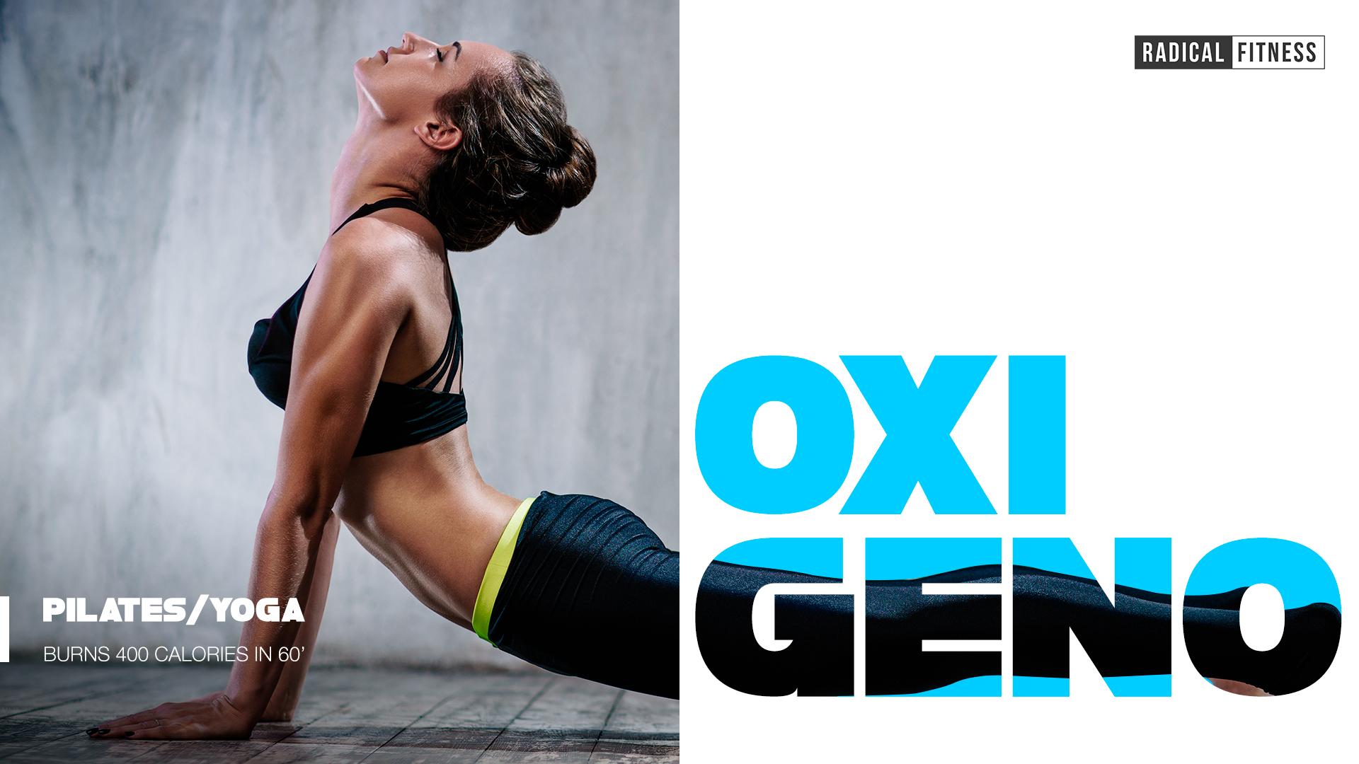 オキシジェノ OXIGENO 優雅に、そして機能的に!
