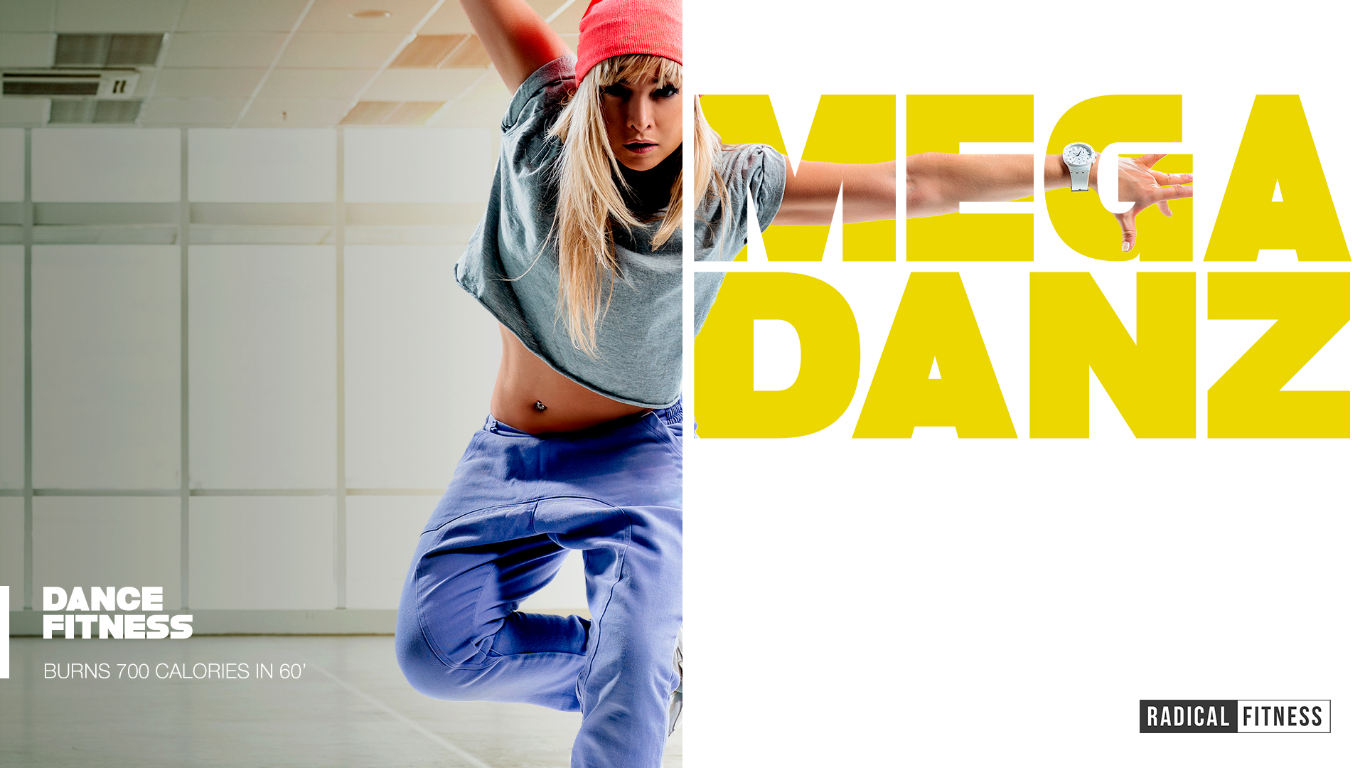 メガダンス MEGA DANZ ダンスはもっと自由でいい!
